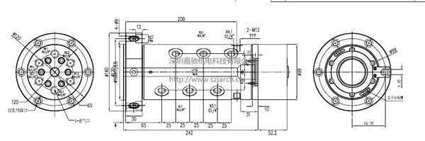 旋转接头|液压滑环|深圳嘉驰机电科技有限公司